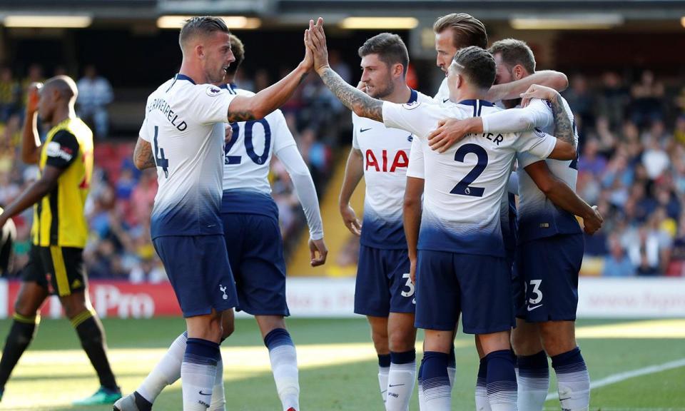 Tottenham anuncia «necessidade de atrasar a abertura do novo estádio»