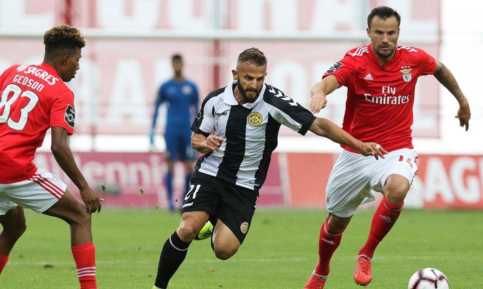 VÍDEO: o resumo da goleada do Benfica na Choupana