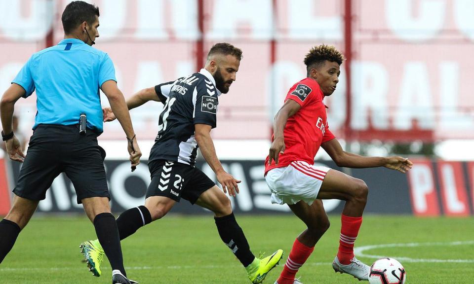 Nacional-Benfica, 0-4 (crónica)