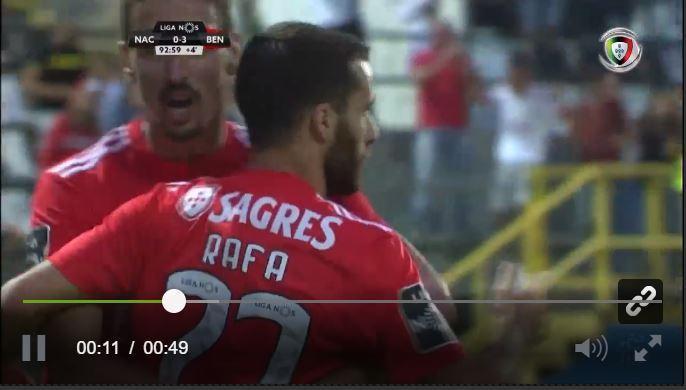 VÍDEO: mais uma assistência de Pizzi e Rafa fecha a goleada