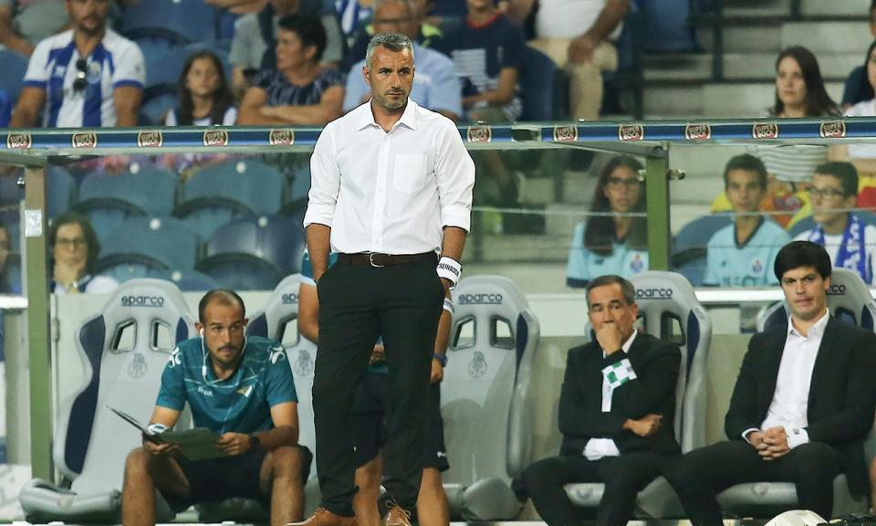 Moreirense empata com FC Porto B