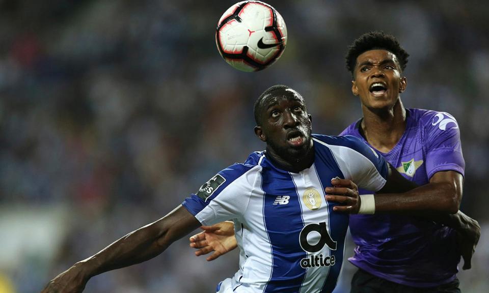 FC Porto: Marega já regressou e foi novidade no treino