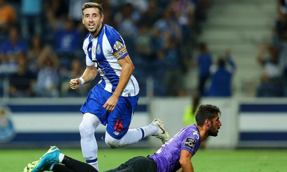 Herrera: «Era muito importante reagir e dar uma boa resposta»