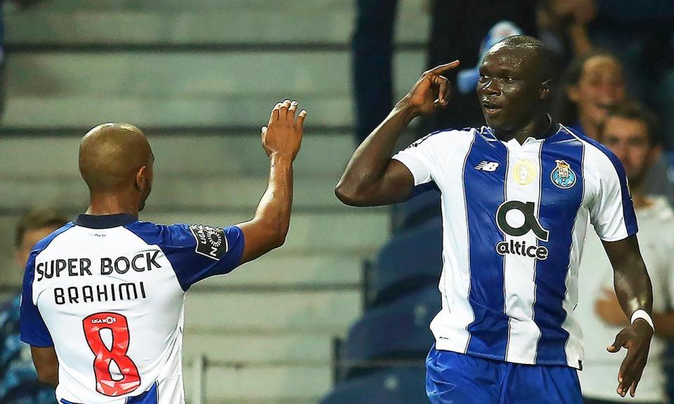 FC Porto: Aboubakar reavaliado e as notícias não são boas