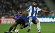 FC Porto: Felipe chamado por Tite para a «Canarinha»