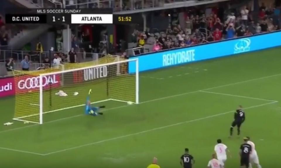 VÍDEO: Rooney faz um golo e duas assistências na vitória do DC United