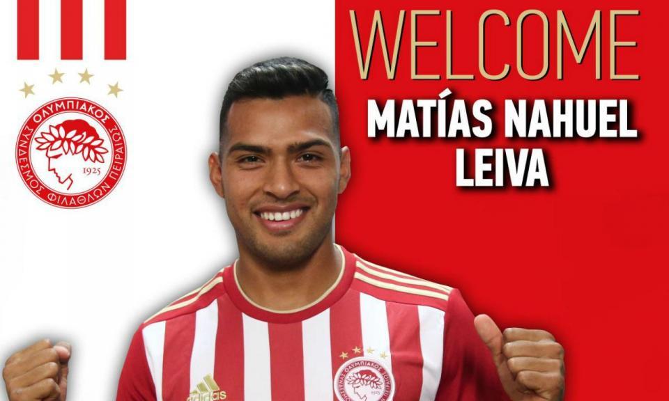 OFICIAL: Nahuel Leiva é reforço para Pedro Martins