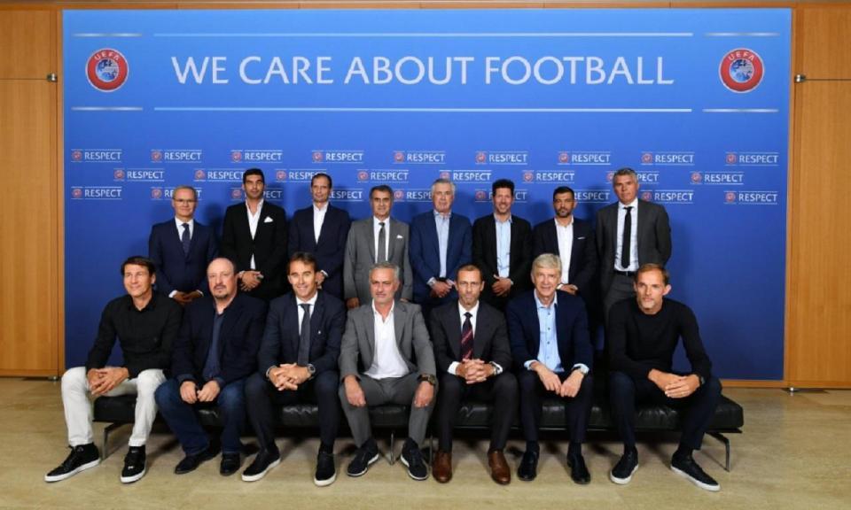 UEFA: treinadores pedem para que regra do «golo fora» acabe
