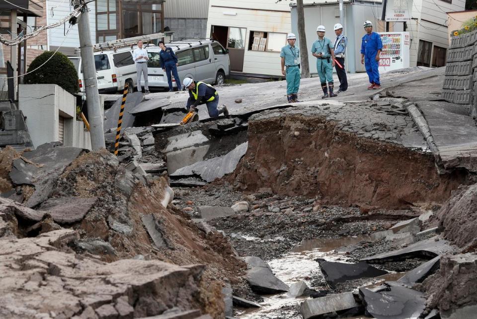 Japão cancela particular com o Chile após sismo da última quarta-feira