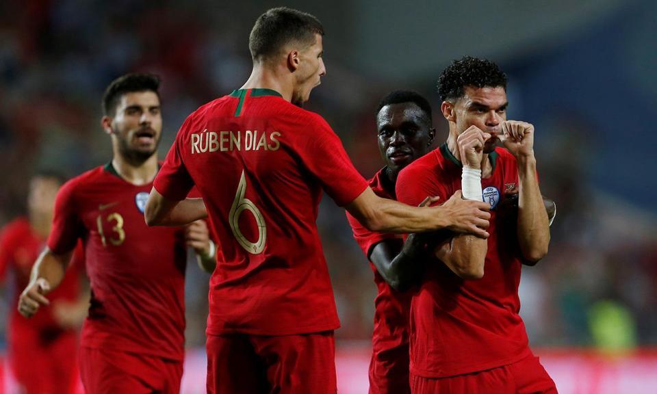 Seleção: último treino antes do jogo com a Itália