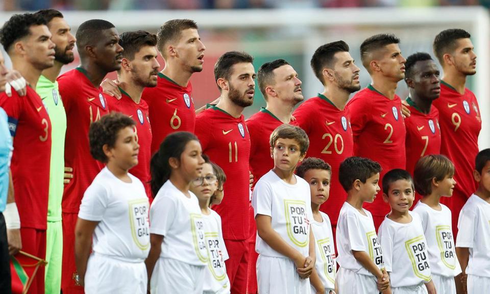 Liga das Nações: árbitro escocês no Portugal-Itália
