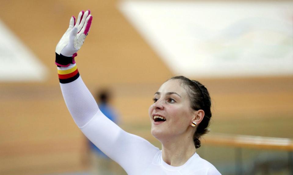 Ciclismo: bicampeã olímpica de pista ficou paraplégica