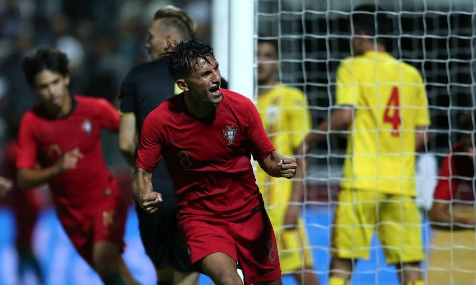 Sub-21  Portugal decide apuramento para o Europeu em Chaves ... 24d387845af99