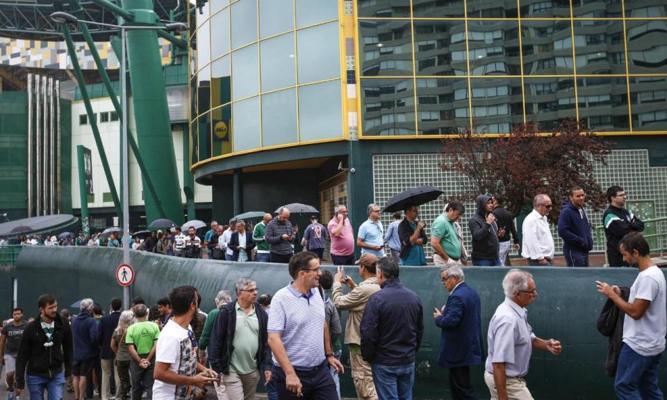 Sporting: recorde de afluência em eleições já foi batido