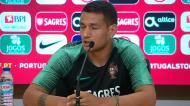 «Empate da Itália é bom para nós, dá-nos ainda mais motivação»
