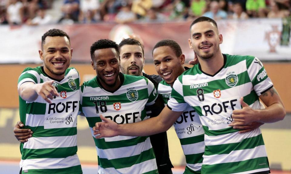 Futsal: Benfica e Sporting goleiam no encerramento da 2.ª jornada