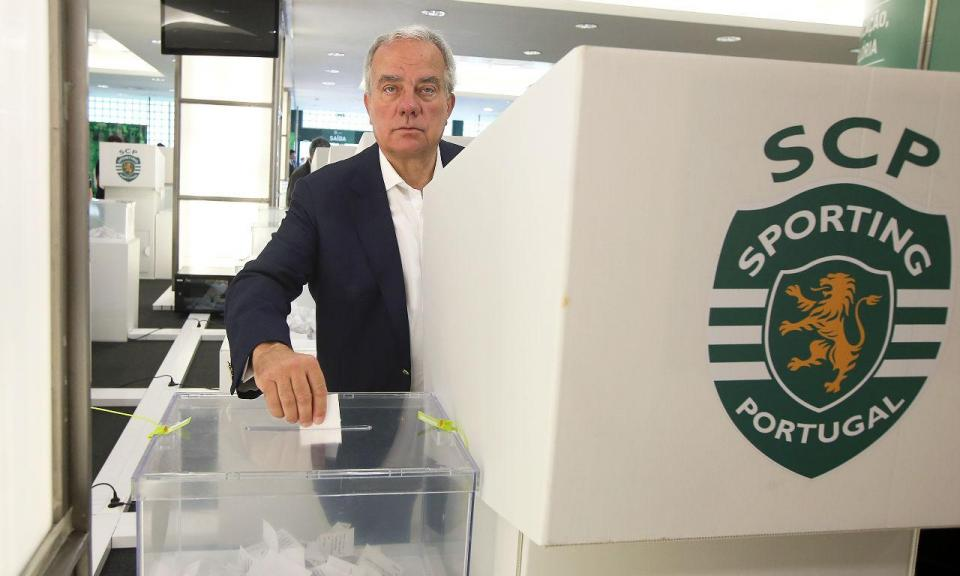 Ricciardi deseja «futuro grandioso» a Varandas no Sporting