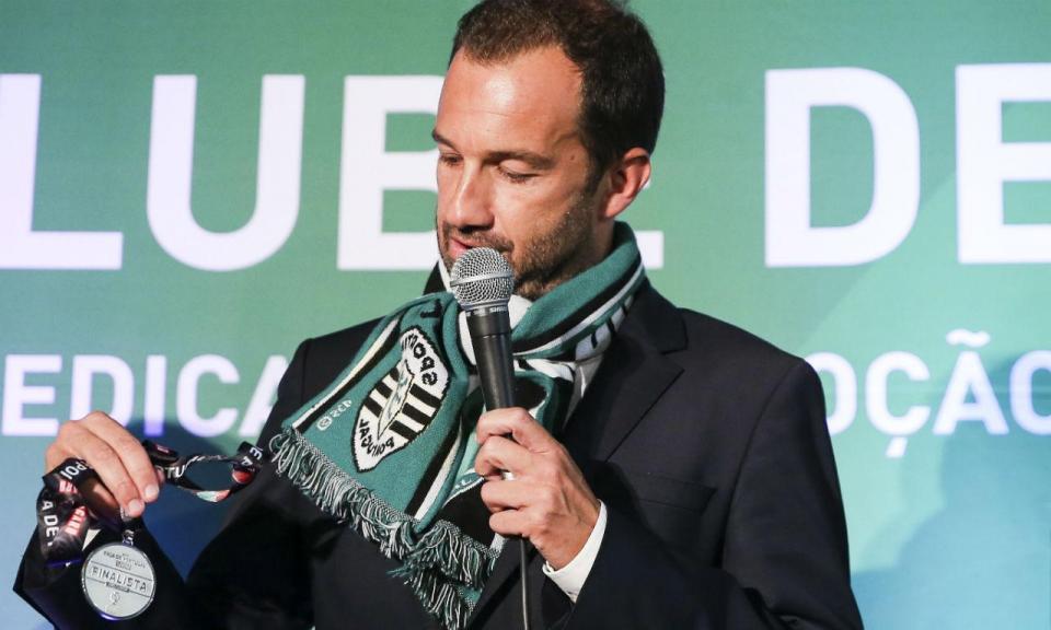 Sporting: Frederico Varandas toma posse esta tarde