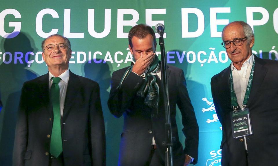 LIVE VÍDEO: siga aqui a investidura de Frederico Varandas