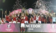 Sp. Braga vence Supertaça em futebol feminino