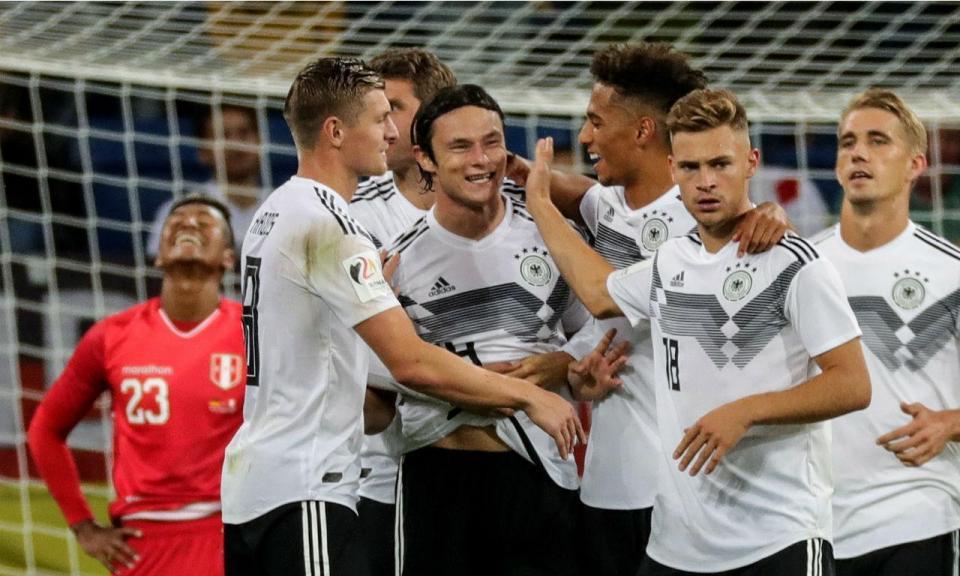 VÍDEO: ex-V. Setúbal marca na Alemanha mas Peru perde