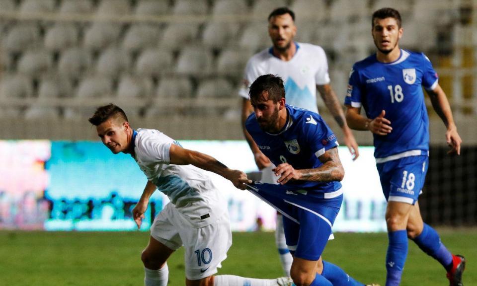 Liga Nações: Bulgária derrota Noruega, Chipre vence Eslovénia