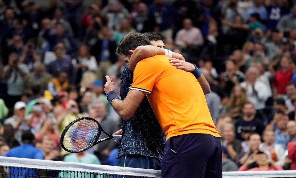 VÍDEO: Del Potro em lágrimas após perder final do US Open