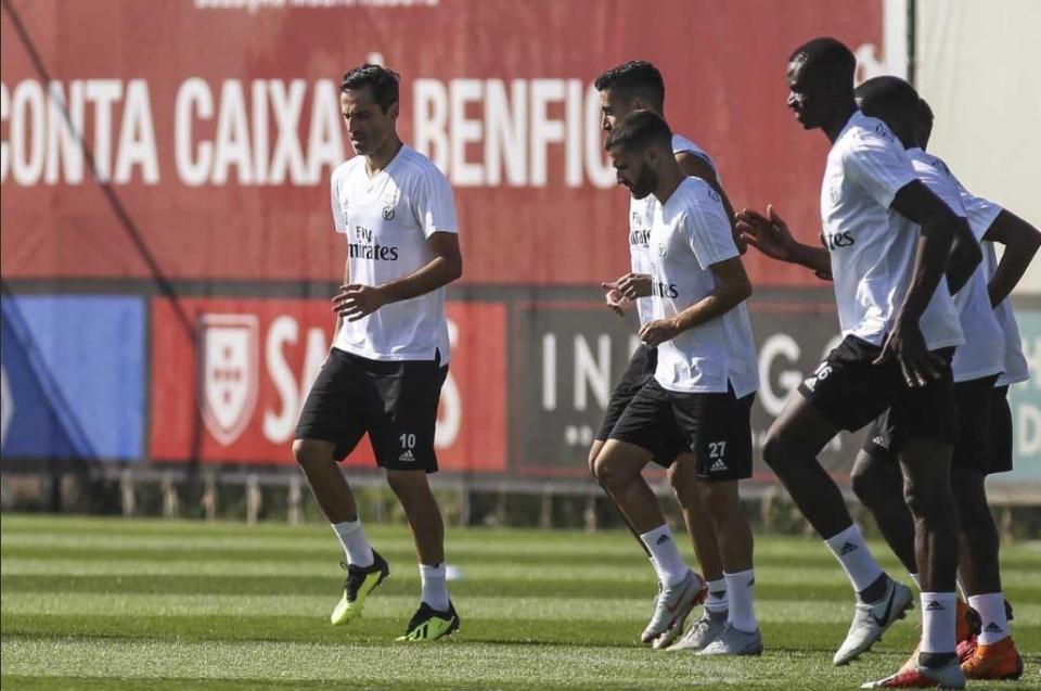 Benfica: Ferreyra, Fejsa e Grimaldo fora da convocatória
