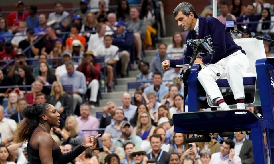 Federação Internacional apoia Carlos Ramos na polémica com Serena