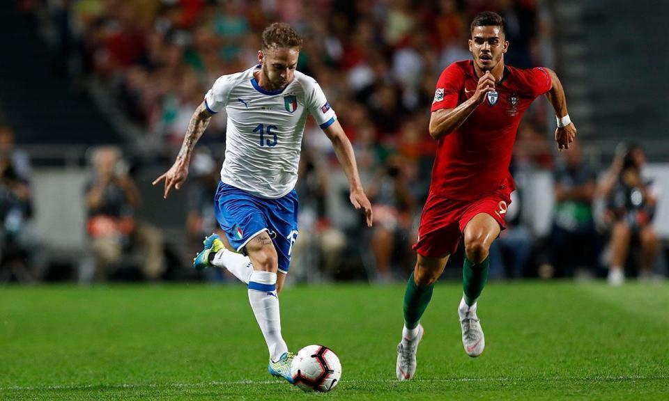 Portugal-Itália, 1-0 (resultado final)
