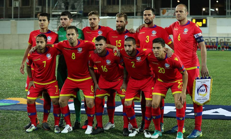Andorra não perde há um ano e há um português metido na história