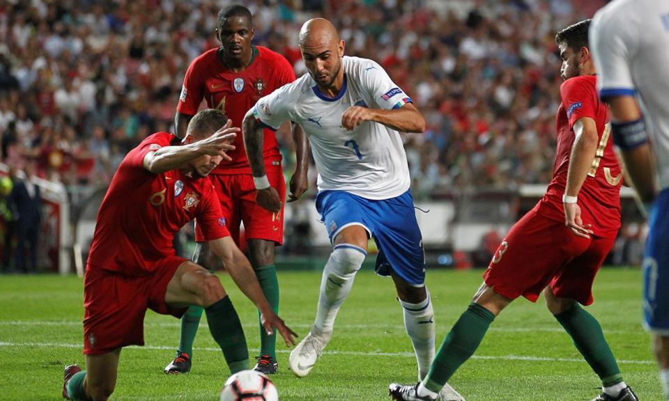 Rúben Neves: «Gostei dos jogos que fiz, pelo trabalho da equipa»