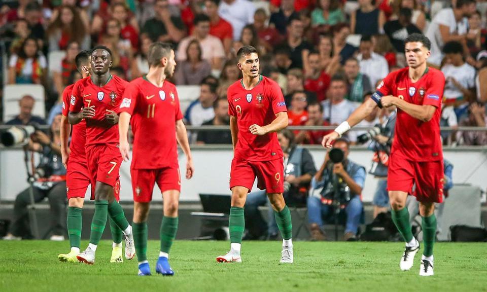 Portugal-Itália, 1-0 (destaques)