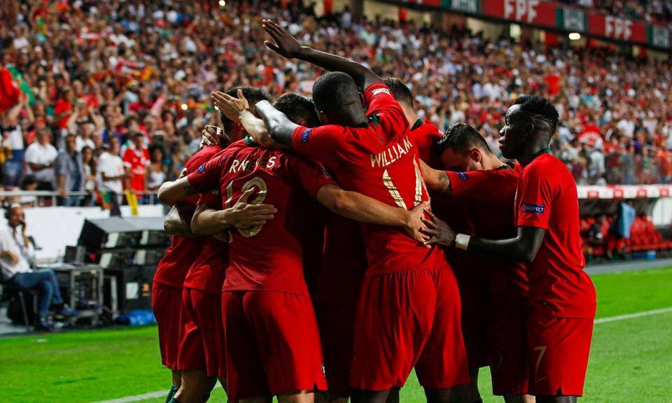 Portugal-Itália, 1-0 (crónica)