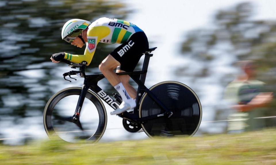 Vuelta: Rohan Denis vence contrarrelógio, Yates aumenta vantagem