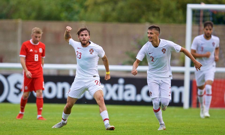 Sub-21: País de Gales-Portugal, 0-2 (crónica)