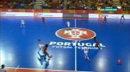 Futsal Feminino: Portugal vence Rep. Checa por 12-0