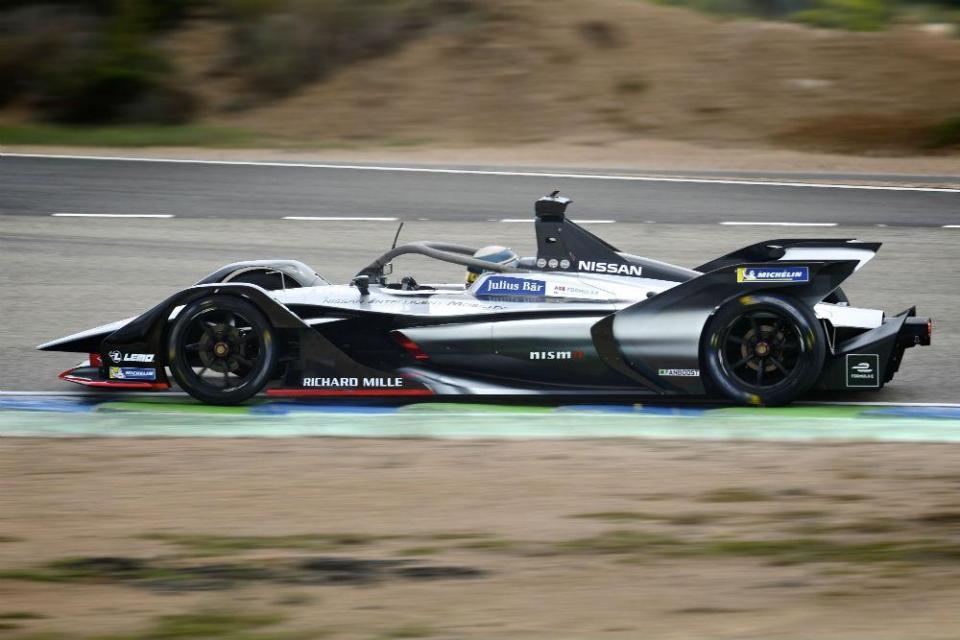 Nissan reforça a sua presença na Fórmula E