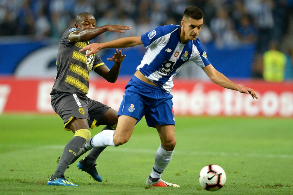 TL: FC Porto-Desp. Chaves, 1-1 (crónica)