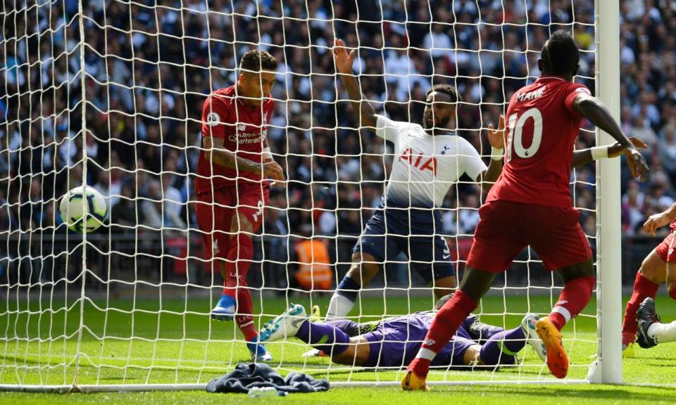 Liverpool vence em casa do Tottenham e segue imparável