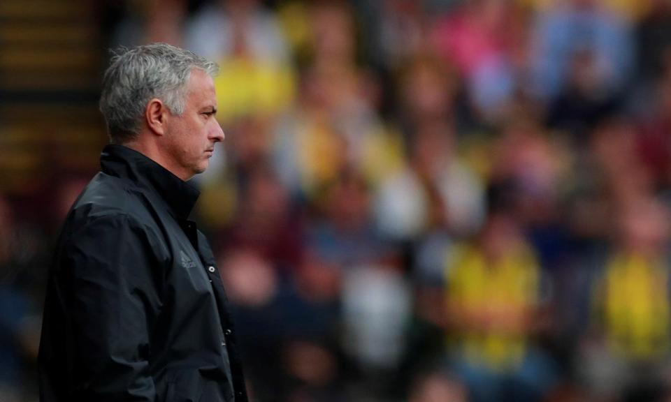 Nem a polícia de Manchester deixa Mourinho sem resposta