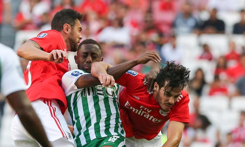 TL: Benfica-Rio Ave, 2-1 (resultado final)