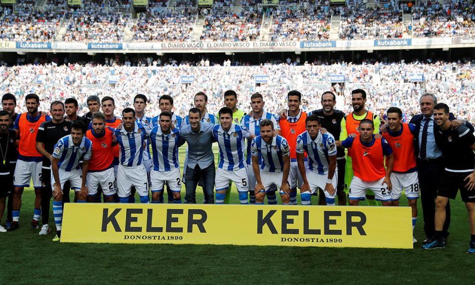 Espanha: Real Sociedad sai por cima no dérbi basco
