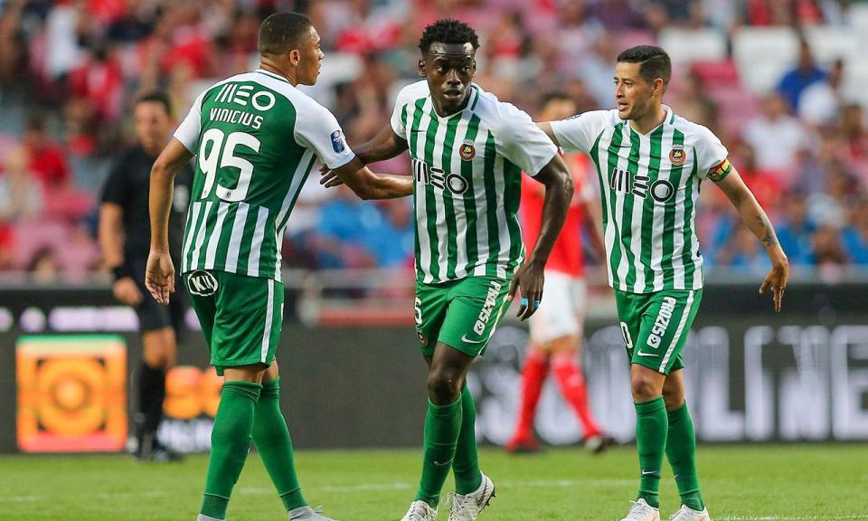 Carlos Vinícius: «Até merecíamos a vitória»
