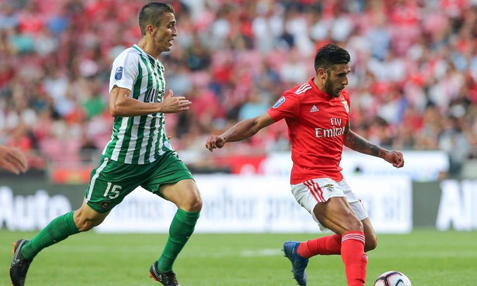 TL: Benfica-Rio Ave, 2-1 (destaques)