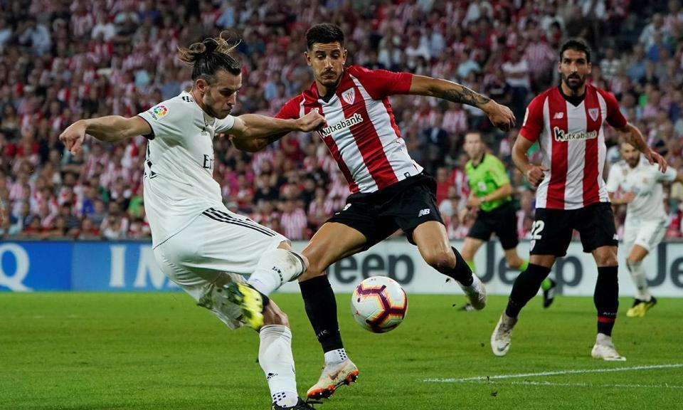 Athletic Bilbao trava Real Madrid no San Mamés