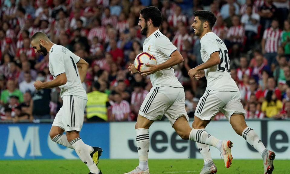 Real Madrid: Isco operado de urgência