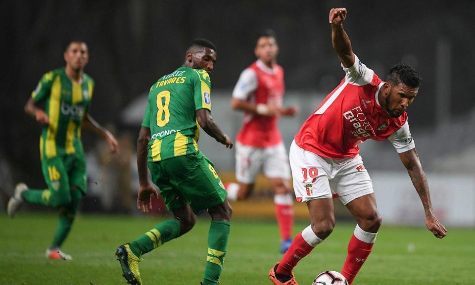 TL: Sp. Braga-Tondela, 2-1 (destaques)