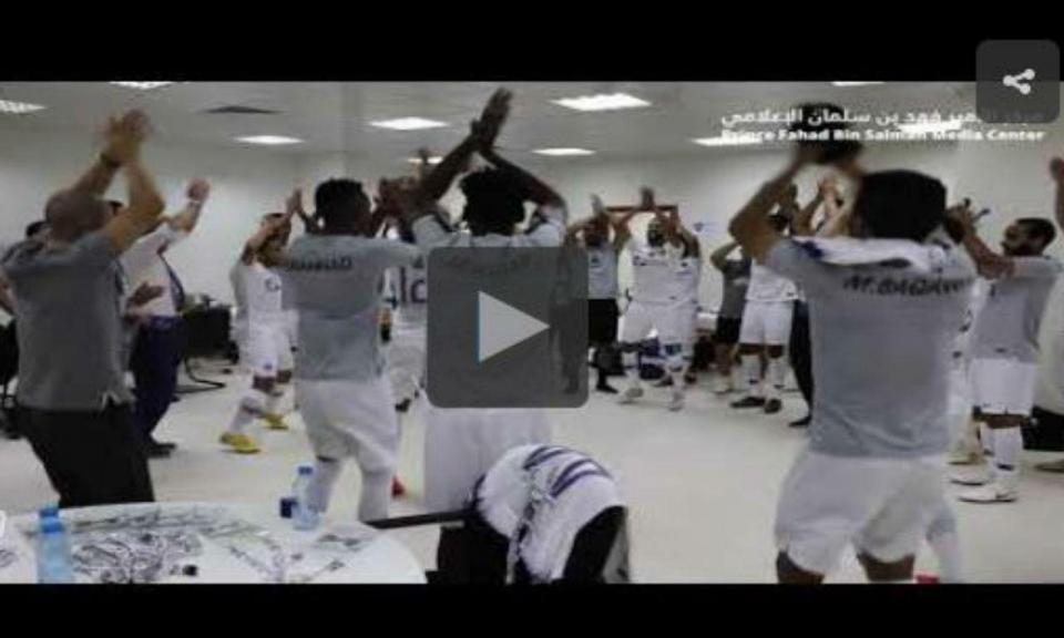 VÍDEO: Jorge Jesus aos saltos e a bater palmas no final da palestra