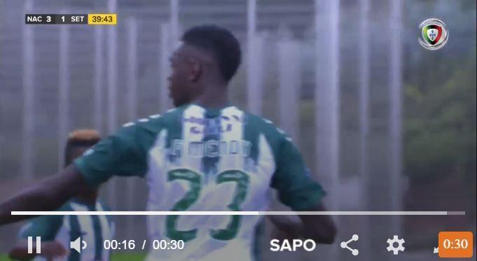 VÍDEO: Lito mexe na equipa e Mendy reduz para o Vitória